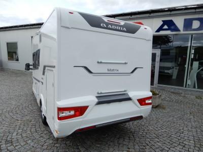 Adria Matrix Plus 600 SP